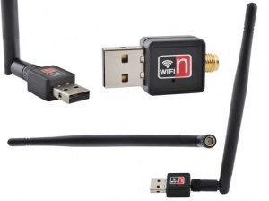 Adapter WIFI na USB 600 Mbps
